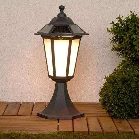 Kristin pillar light with LEDs and solar technology-9955024-32