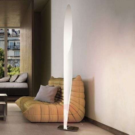 Kundalini Shakti satin-finished floor lamp-5520024X-32