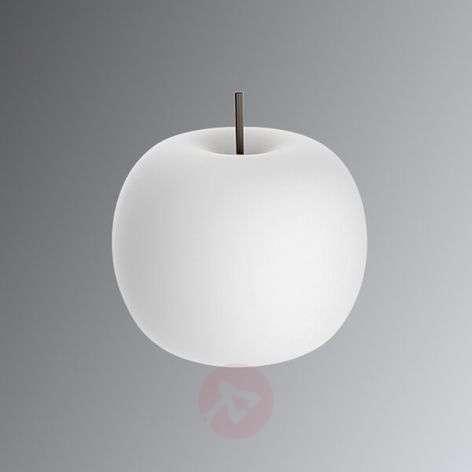 Kushi rounded designer LED table lamp