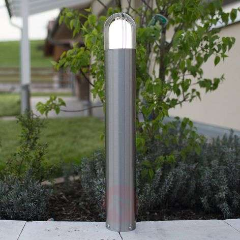 Kyklos path light made of V4A stainless steel
