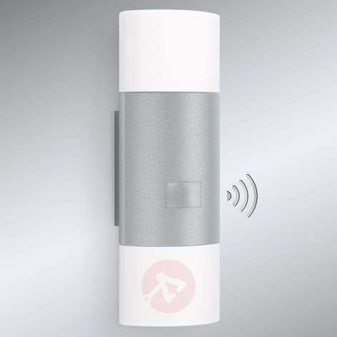 L910 Up-down LED sensor wall light for outdoors