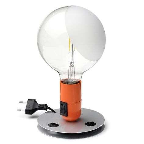 Lampadina - minimalistic LED designer table lamp
