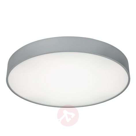 Large ceiling light Module S945 LED Silver grey