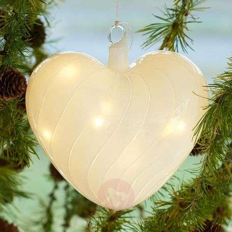 Large LED decorative light Heaven Heart