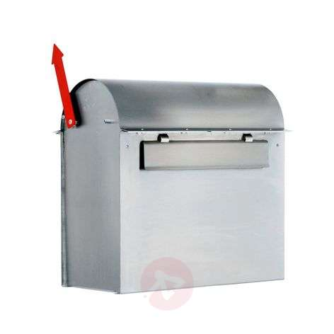 Large stainless steel letterbox Big Max