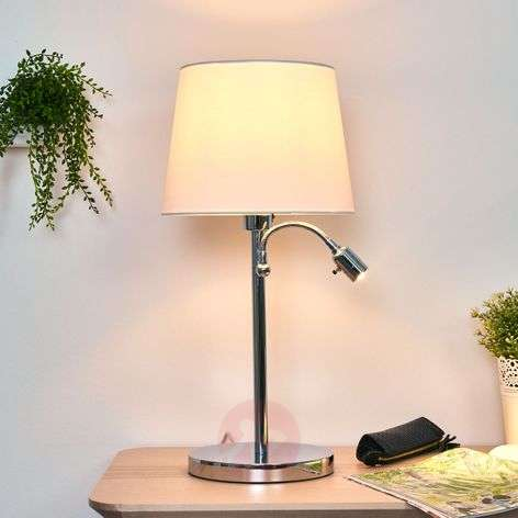 Lavo table lamp with LED reading light-4580680-31