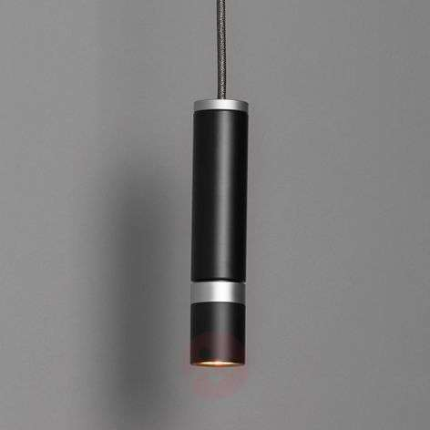 LDM Kyno Tavolo Uno LED hanging light, matt black