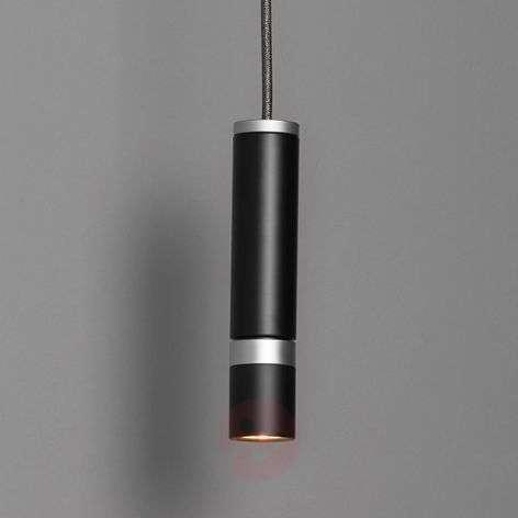 LDM Kyno Tavolo Uno LED hanging light, matt black-6101037-31