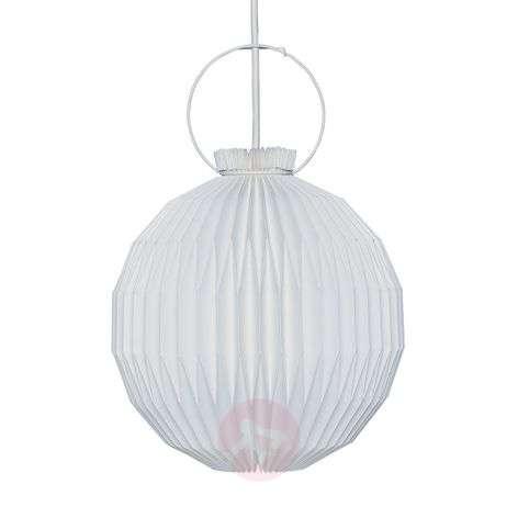LE KLINT 107 – paper hanging light, handmade
