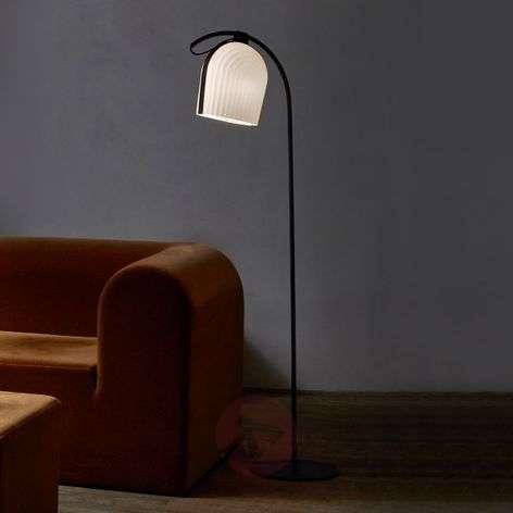 LE KLINT Arc – designer floor lamp, handmade