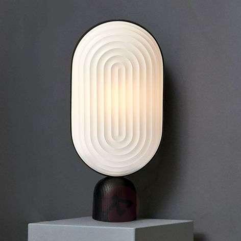 LE KLINT Arc – designer table lamp, handmade
