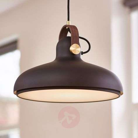 LE KLINT Carronade L – pendant light, black