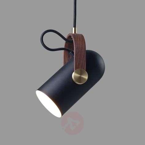 LE KLINT Carronade S – pendant light, black