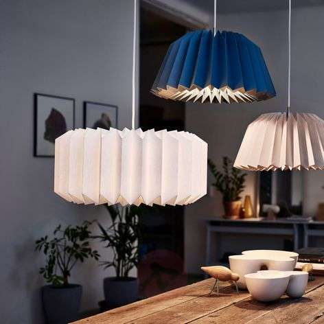 LE KLINT Onefivefour hanging light, handmade