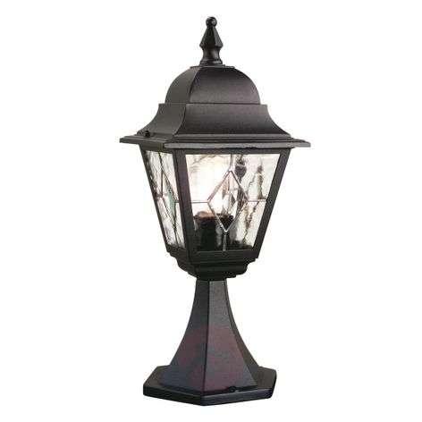 Lead glazed pillar light Norfolk-3048425-31