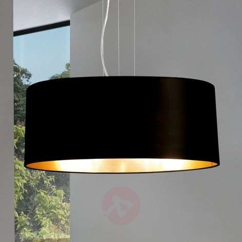 Lecio black-gold fabric hanging light-3031696-31