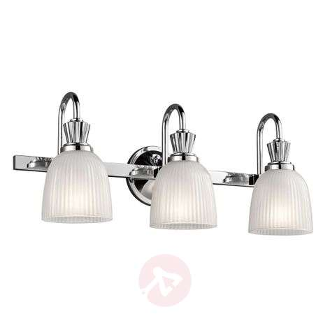 LED bathroom wall light Cora in a brilliant design