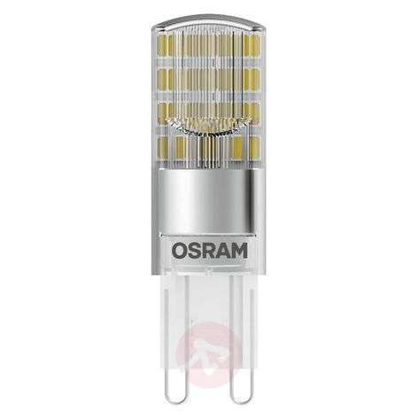 LED bi-pin bulb G9 2.6 W, 320 lumens