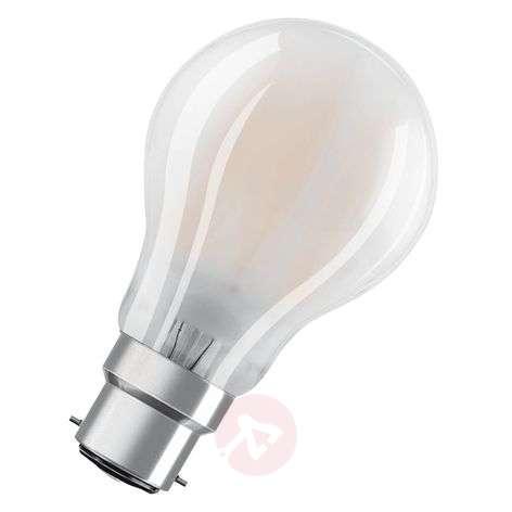LED bulb B22 11 W, warm white, 1,521 lumens