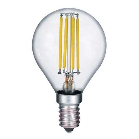 LED bulb E14 4 W filament, 2,700 K switch dimmer-9004818-31
