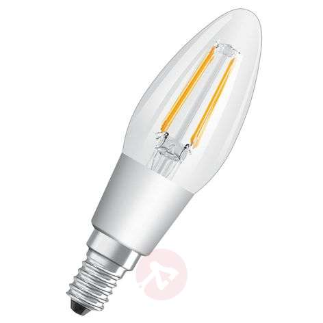 LED bulb E14 5W, warm white, glow dim effect