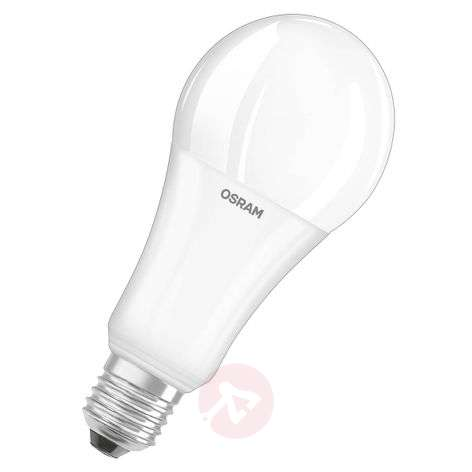 LED bulb E27 21W warm white 2,500 lumens dimmable