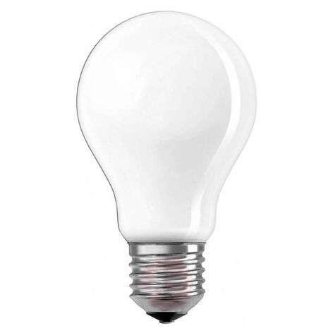 LED bulb E27 7.5 W, cool white, 806 lumens