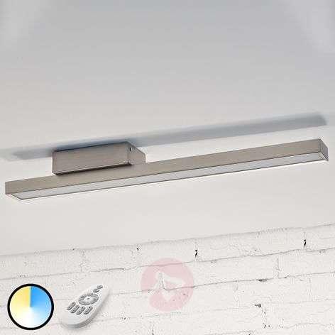 LED ceiling lamp Christian, one-bulb, L 60 cm