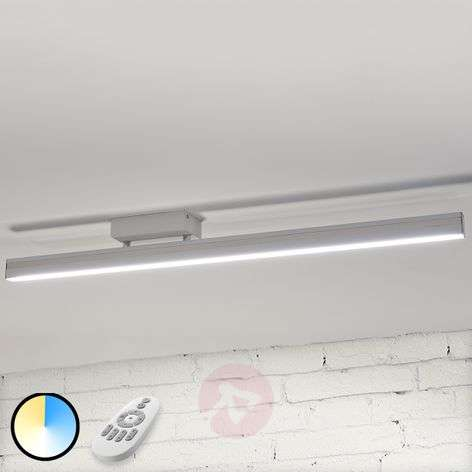 LED ceiling lamp Robert, adj. luminous colour