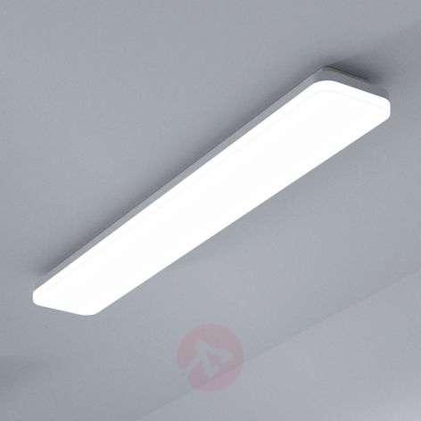 LED ceiling lamp Tamias w. sensor, 4000K IP44 90cm