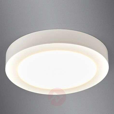 LED ceiling light Esra in white, IP44