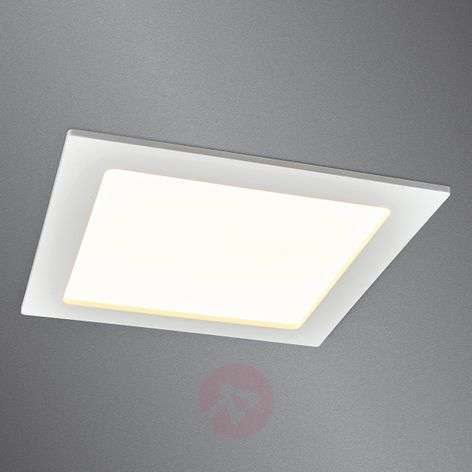 LED ceiling light Feva for bathrooms, IP44, 16 W