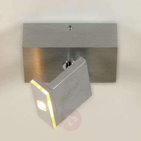 LED ceiling spotlight Elle, tiltable and dimmable