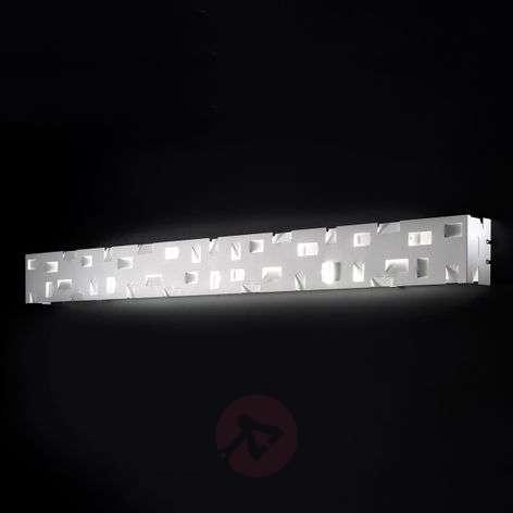 LED designer wall light Berlino Est, 100 cm