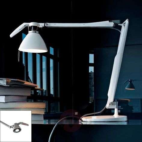 LED desk lamp Fortebraccio with LEDs