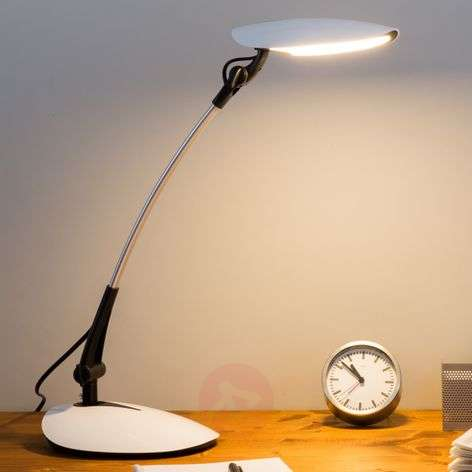 LED desk lamp Havin in white-9643020-31