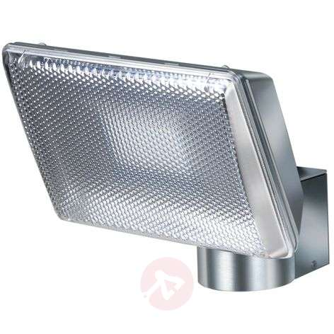 LED exterior wall spotlight with power LEDs