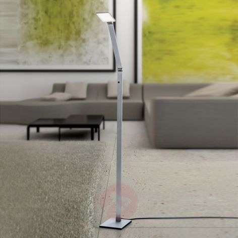 LED floor lamp Ayana - touch dimmer included