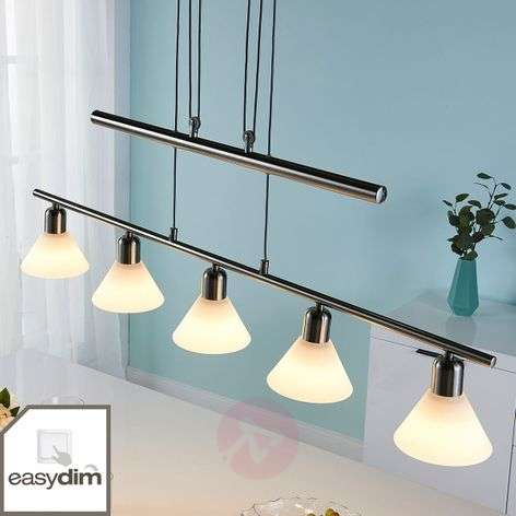 LED hanging lamp Eleasa dimmable by a switch-9621388-32