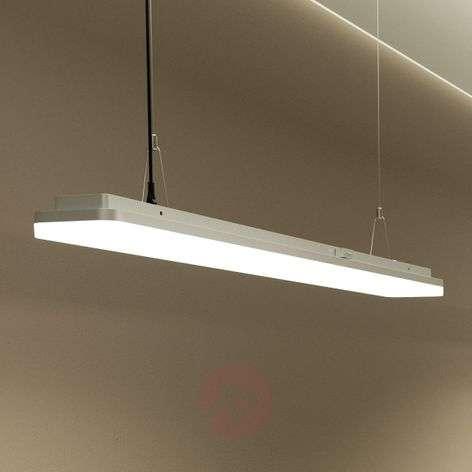 LED hanging lamp Tamias, 120 cm cool white