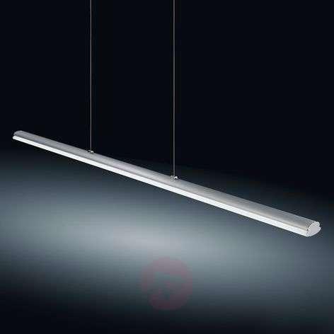 LED hanging light Venta matt nickel 116.5cm, 22W