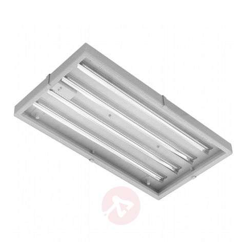LED high-bay spotlight with clear cover 108 W