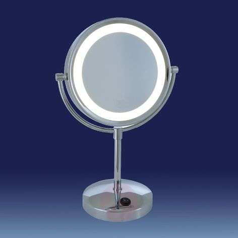 LED-illuminated cosmetic mirror London-8507821-31