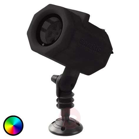 LED laser projector Sparkle Motion for the façade-1523368-31