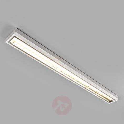 LED louvre light for offices