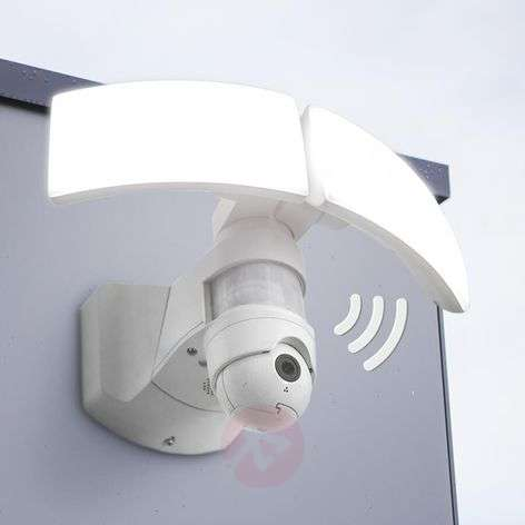 LED outdoor wall lamp Libra Cam with camera-3006509-31