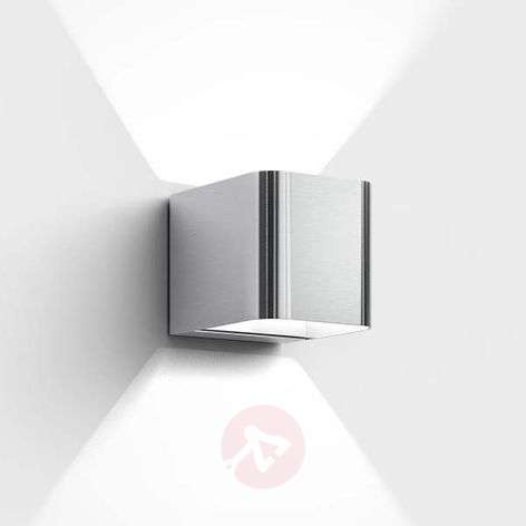 LED outdoor wall light Intro, stainless steel