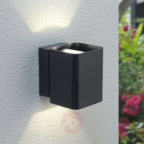 LED outdoor wall light Nikolas