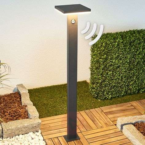 LED path light Olesia with motion detector