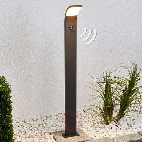 LED path light Timm with motion detector, 100 cm